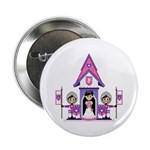"Princess & Heart Knights 2.25"" Button"