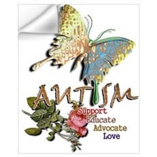 Autism: Wall Art Wall Decal
