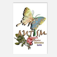 Autism: Postcards (Package of 8)