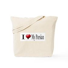 I Love My Persian Tote Bag