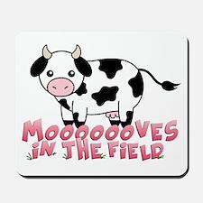 Mooooves Mousepad