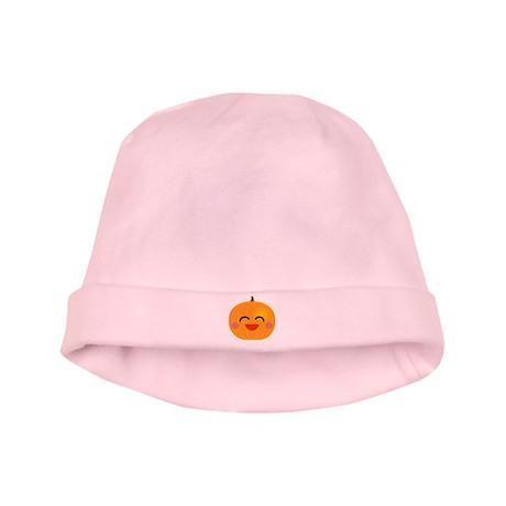 Pumpkin Kawaii Halloween baby hat