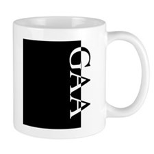 GAA Typography Small Mug