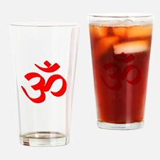 OhmF Drinking Glass