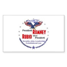 Romney Rubio Decal