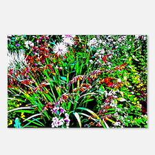 Garden Fantasy Postcards (Package of 8)