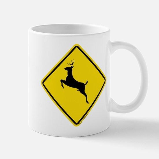 Deer Crossing (Repulsive) Mug