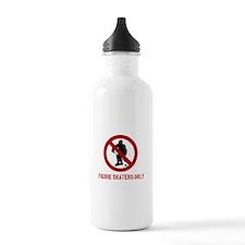 No Hockey! Sports Water Bottle