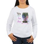 Triad Designz Fairy Logo Women's Long Sleeve T-Shi
