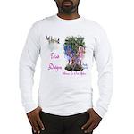 Triad Designz Fairy Logo Long Sleeve T-Shirt