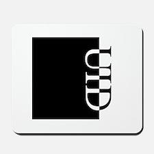 UID Typography Mousepad