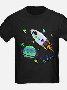 rocket_FINAL T-Shirt