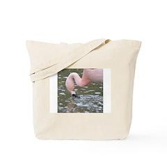 Chilean Flamingo Tote Bag