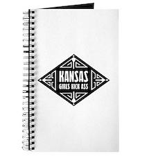 Kansas Girls Kick Ass Journal