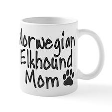Norwegian Elkhound MOM Mug