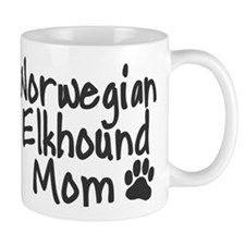 Norwegian Elkhound MOM Mug