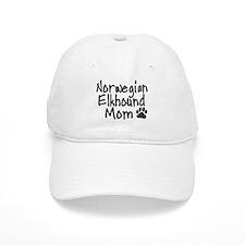 Norwegian Elkhound MOM Baseball Cap