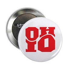 "Ohio 2.25"" Button"