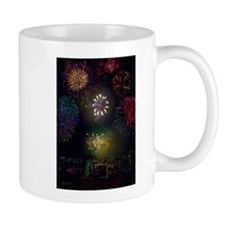 July 4th Fireworks Mug