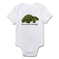 Don't pet the turtle! Infant Creeper