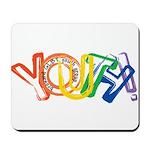 SunServe Youth logo Mousepad