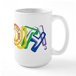 SunServe Youth logo Large Mug
