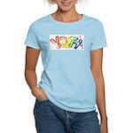 SunServe Youth logo Women's Light T-Shirt