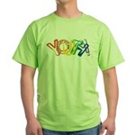 SunServe Youth logo Green T-Shirt