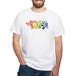 SunServe Youth logo White T-Shirt