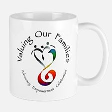 Valuing Our Families Mug