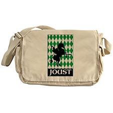 Jousting Messenger Bag