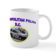 Washington D C Polic Mug