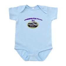Washington D C Polic Infant Bodysuit