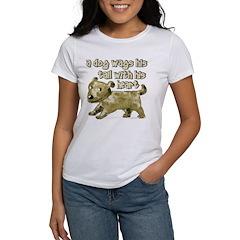Dog Tail Women's T-Shirt