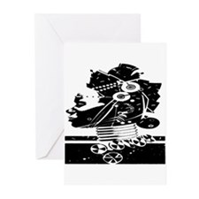 Afrikan Queen Greeting Cards (Pk of 10)