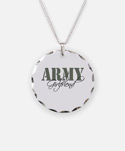 Army Girlfriend Necklace