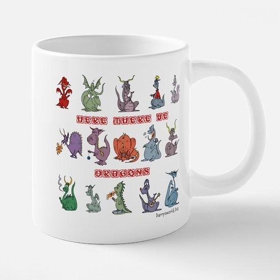 Dragons Mugs