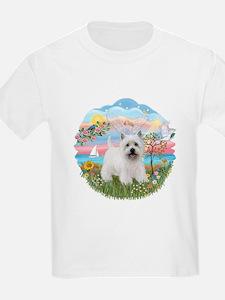 AngelStar-Westie5 T-Shirt