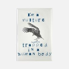 I'm a Vulture Rectangle Magnet