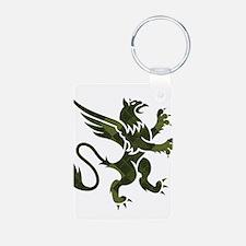 Argyle Gryphon Keychains