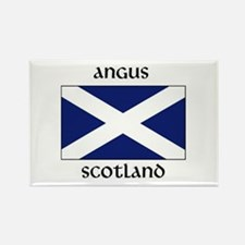Funny Argyll Rectangle Magnet