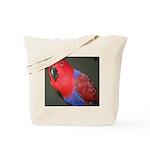 Eclectus/Nancy Tote Bag