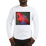 Eclectus/Nancy Long Sleeve T-Shirt