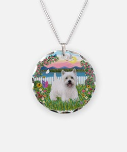 Garden-Shore-Westie#5 Necklace