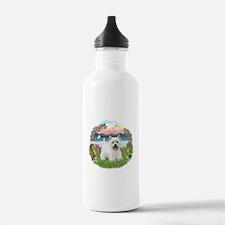 Garden-Shore-Westie#5 Water Bottle