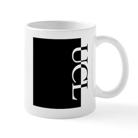 UCL Typography Mug