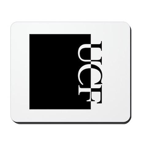 UCF Typography Mousepad