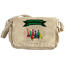 National Laboratory Week Messenger Bag