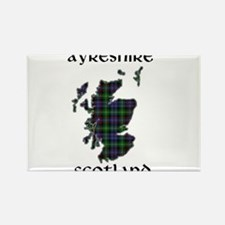 Cool Argyll Rectangle Magnet