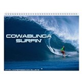 Cowabunga Wall Calendars